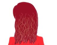 傷んだ髪に